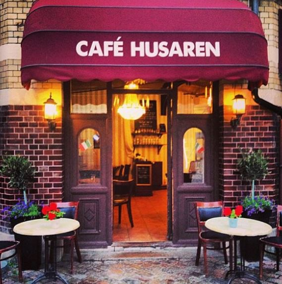 extrajobb cafe stockholm