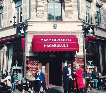 cafe centrala göteborg