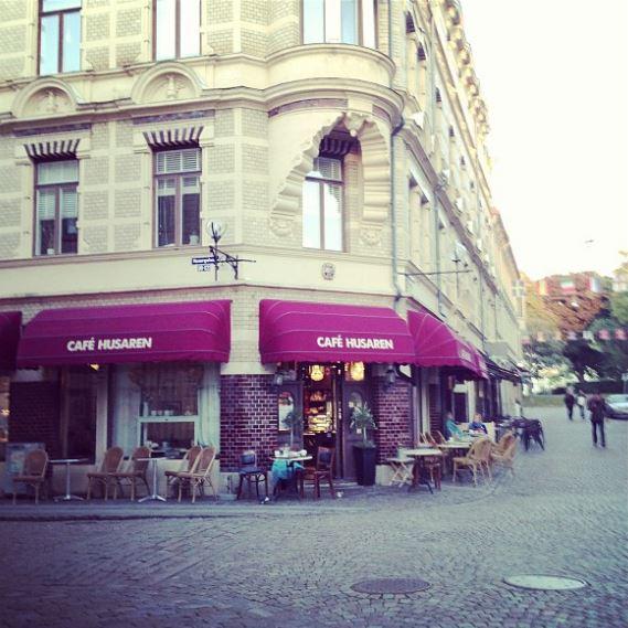 cafe göteborg öppettider